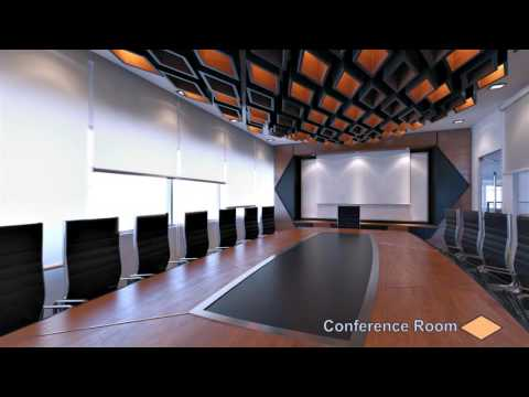 3d Walkthrough Conference Room