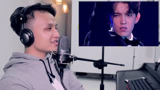 (EngSub)Vocal Coach Reaction/Analysis Dimash - Live Sinful Passion
