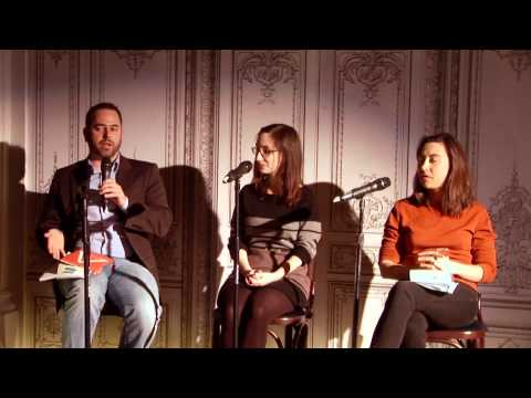 FNL 2015: For the Love of Translation - Chad Post & Lisa Boscov-Ellen