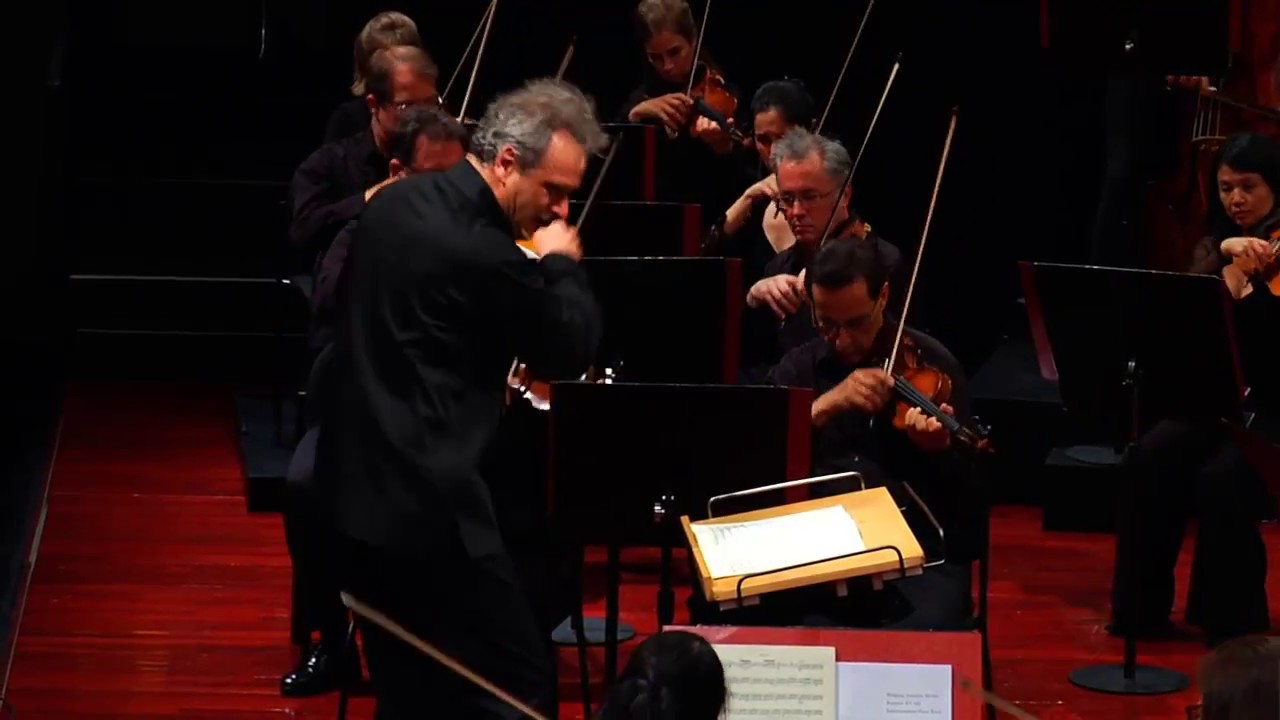 "Mozart Minute: Louis Langrée (""Drawn to the Orchestra"")"