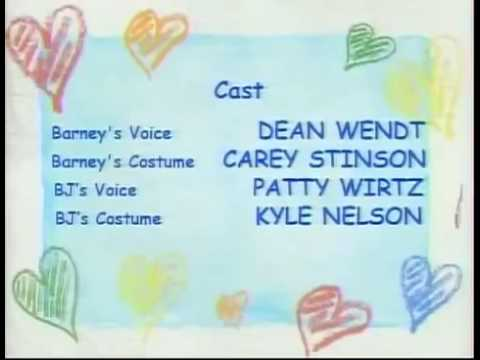 Barney & Friends Season 8 End Credits