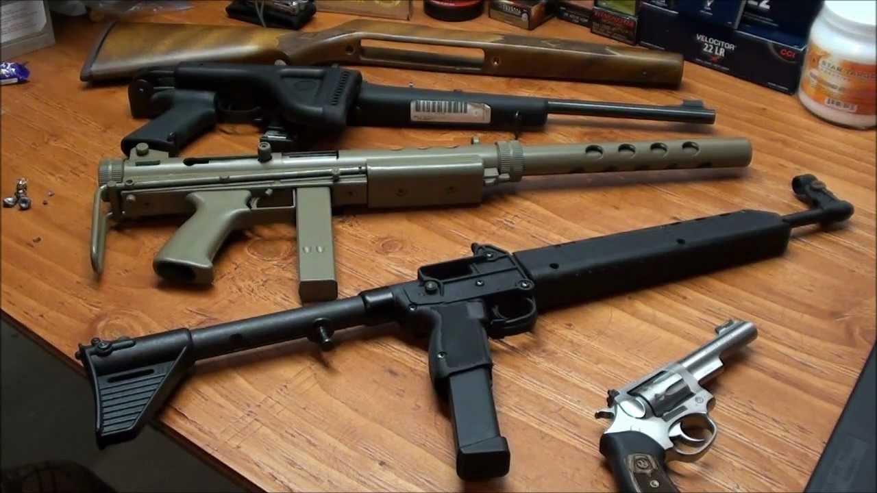 Pistol Caliber Carbine Introduction - YouTube