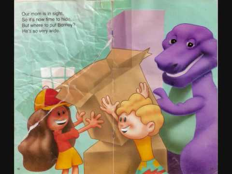 barney the backyard gang the backyard show book hq youtube