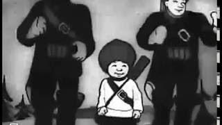 Охотник Федор, Советские довоенные мультфильмы, 1938