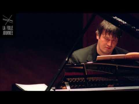 Boris Berezovsky plays Scriabin and Rachmaninov (La folle journée 2018)