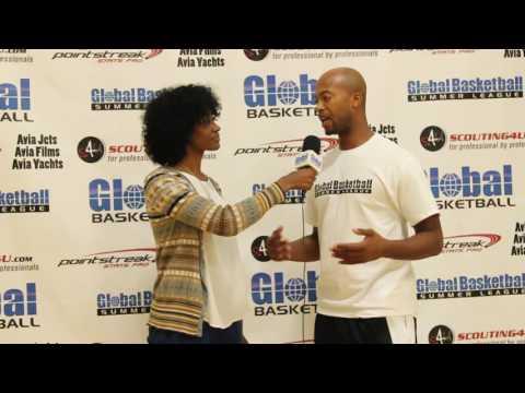 D Las Vegas Coach Ricky Cleveland George Interview (7/8/16)