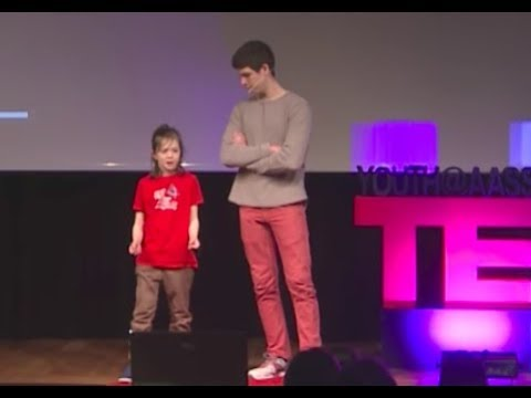 Power of Cross-Divisional Collaboration | Georgi Bachvarov & Liam Hogan Fries | TEDxYouth@AASSofia