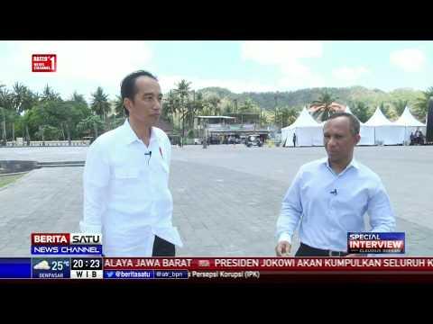 Special Interview with Claudius Boekan: Jokowi: Saya Fokus Kerja # 2