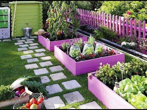 Conosciuto Creare il giardino dei sogni Riciclando Oggetti Sparsi in casa PD26