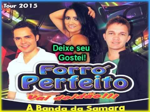 Forró Perfeito CD Completo 2015