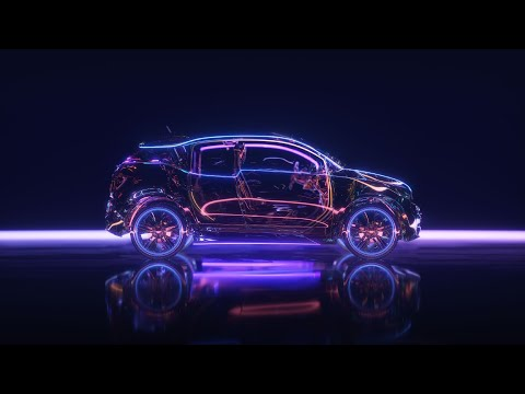 After Effects 2020 - Recreating The Splash Screen - Speed Edit
