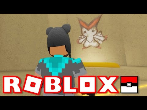 VICTINI!!!! | Pokémon Brick Bronze [#37] | ROBLOX