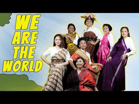 WE ARE THE WORLD_YAYASAN PRIMA UNGGUL