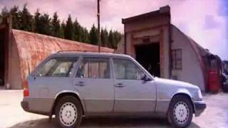 Mercedes W124 T model quality test (all episode)