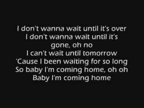 Enrique Iglesias - coming home (with lyrics)