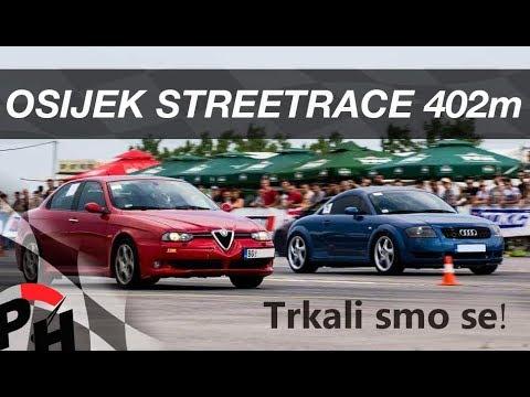 TRKALI SMO SE! - DRAG STREETRACE OSIJEK 2018