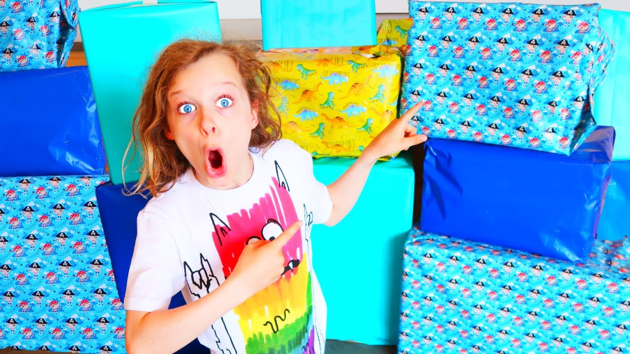 """Download """"THAT'S THE BEST PRESENT EVER!"""" BIGGY'S Surprise 11th BIRTHDAY w/The Norris Nuts"""
