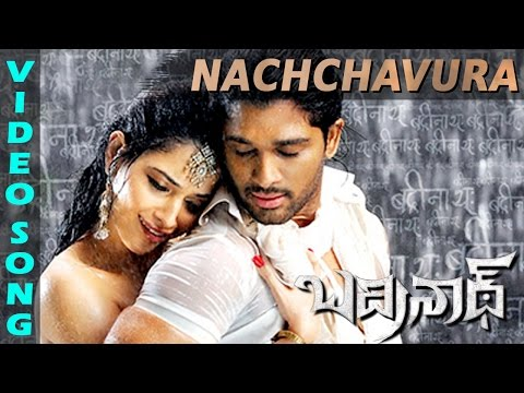 Nachchavura Full Video Song | Badrinath...