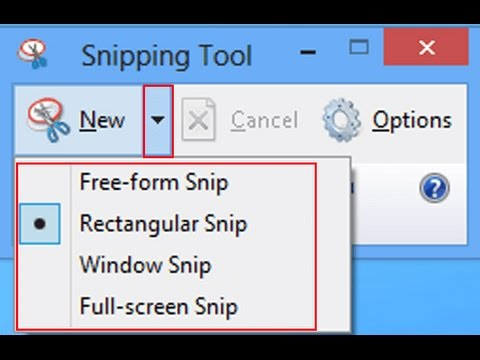 how do you use snipping tool in pdf