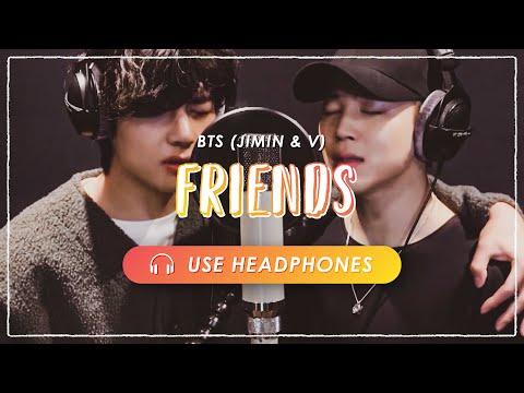 [8d-audio]-bts-jimin-&-v---friends-(친구)-[-use-headphones-]-🎧