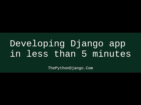 Hello World in Django : Starting with Django development