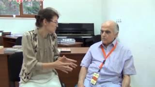 Interviu cu prof. Lykourgos Angelopoulos, arhonte protopsalt al Arhiepiscopiei de Constantinopol