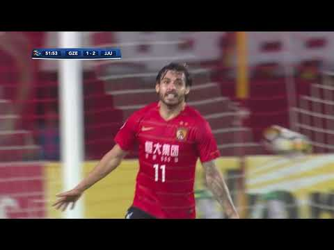 Guangzhou Evergrande 5-3 Jeju United FC (AFC Champions League 2018: Group Stage)