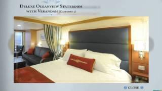Disney Cruises - Staterooms On Deck 10