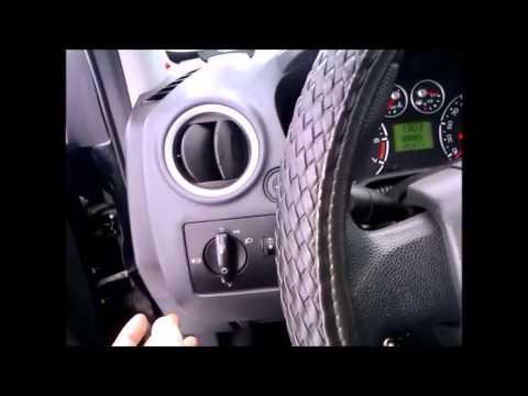 Как снять переключатель света форд фокус 2