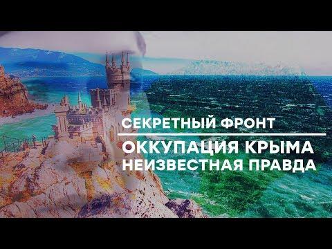 Оккупация Крыма: факты,