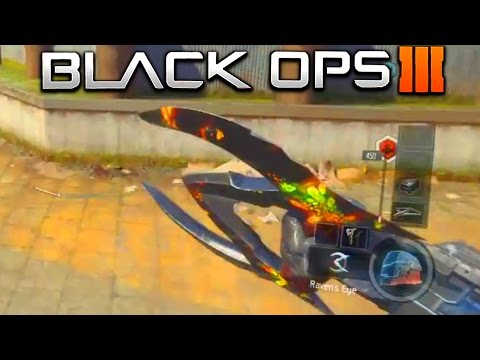 "*NEW* RAVEN'S EYE GAMEPLAY! BLACK OPS 3 NEW WEAPONS! CALL OF DUTY BLACK OPS 3 ""RAVENS EYE"""