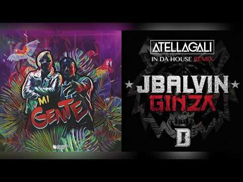 Mi Gente | Ginza - J Balvin (Mashup)