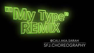 My Type remix saweetie, Yung Miami