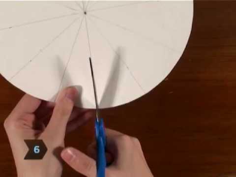 How to Create a Phenakistoscope