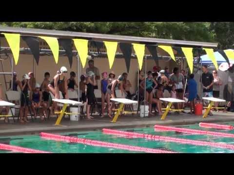 BROOKE MING - Kamehameha Swim Club - 1-19-2014 -  50 Meter Butterfly