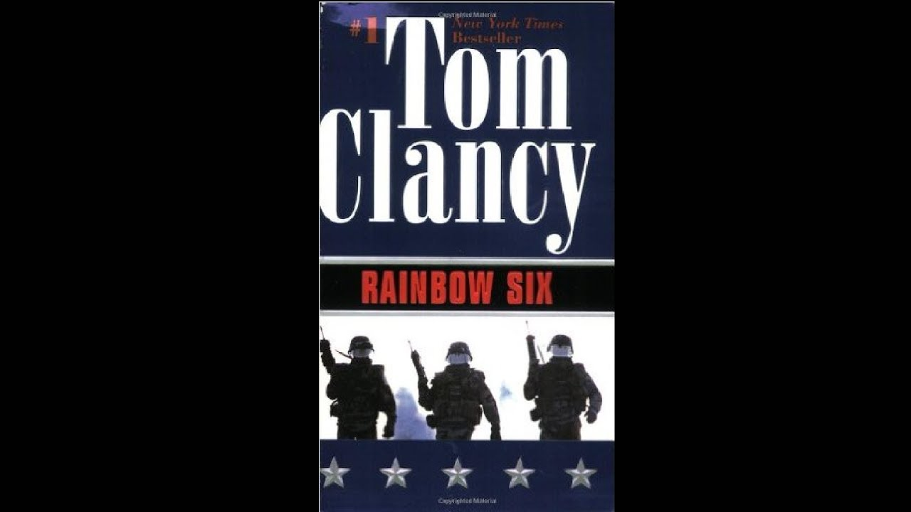 a review of tom clancys book rainbow six Read tom clancy's rainbow six vegas reviews from parents on common sense media become a member to write your own review.