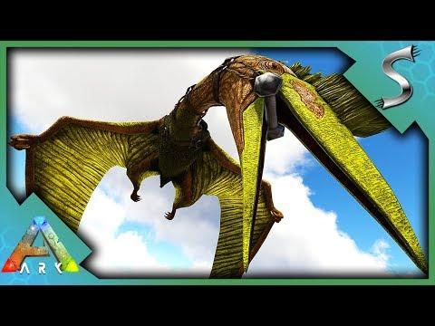 SOLO QUETZAL TAMING TRAP! BREEDING FOR QUETZ MUTATIONS! - Ark: Survival Evolved [S4E77]