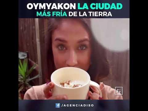 Oymyakon La Ciudad Más Fría de La Tierra.