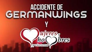 Accidente de Germanwings y #myhyv