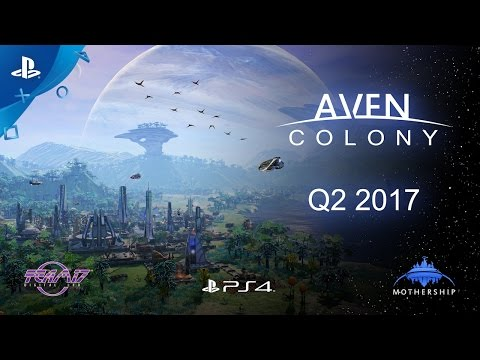 Aven Colony - A Brave New World | PS4