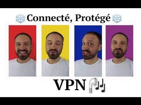 Délire #1 : Connecté, Protégé (VPN des neiges) / Parodie de la Reine des Neiges w/ Brice Legée