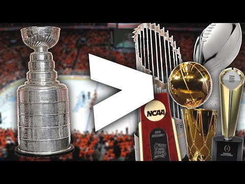 10 Reasons Why The Stanley Cup Playoffs Are The BEST Postseason In All Sports