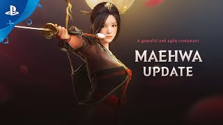 Black Desert - Maehwa Update: Official Trailer | PS4