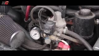 Chevrolet Express / Метан или пропан / NICE-CAR.RU