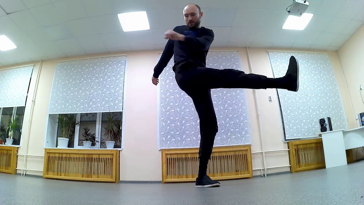 Turtle to Baby Freeze - Tutorial Break Dance - YouTube