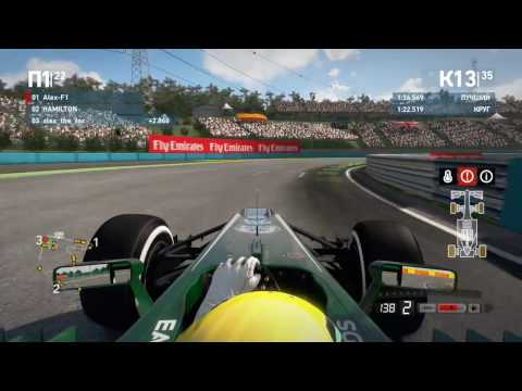 F1 2013 Coop Race 14-Hungary