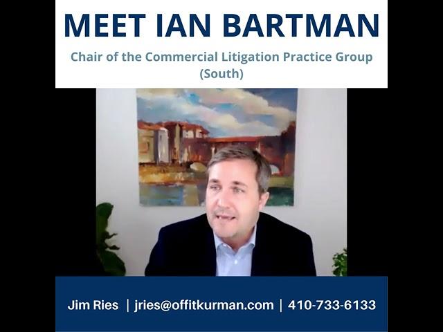 Java with Jim: Meet Ian Bartman