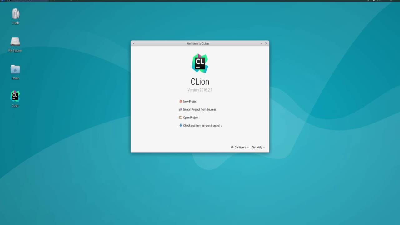 Clion - Github integration
