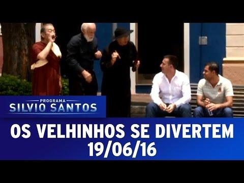 Os Velhinhos Se Divertem (19/06/16) - Completo
