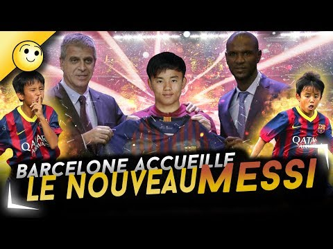Le FC BARCELONE D'ACCORD Avec Le Nouveau MESSI ! Takefusa KUBO.. INFO TRANSFERT / MERCATO